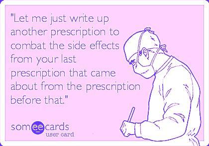 Lupus Prescription Side Effects