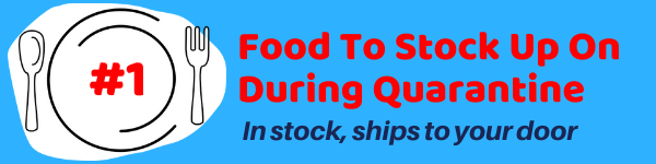 Food To Stock Up In Quarantine